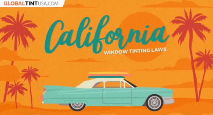 california window tinting laws featured image