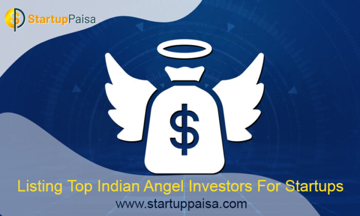 investors in india for startups, seed funding for startups in India