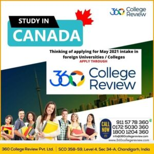 Study in Canada, May Intake 2021 During This Pandemic Situation Covid-19